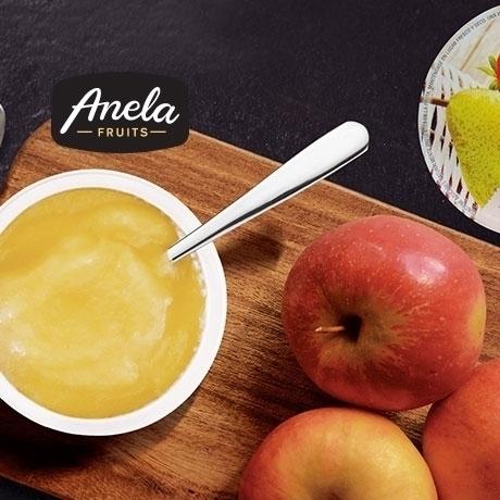 아넬라 생과일퓨레 디저트 12팩(100gx24개입)