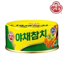 오뚜기 캔 야채 참치 150G 1개