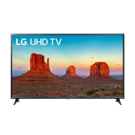 LG전자  65UK6090PUA 2018년 신상품 4K HDR Smart LED UHD TV / 65인치 티비