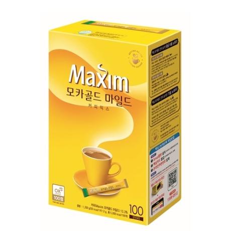 [맥심]모카골드 커피믹스 12g x 100입