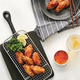 사세 버팔로윙 닭윙 치킨윙 닭날개 태국산 1kg