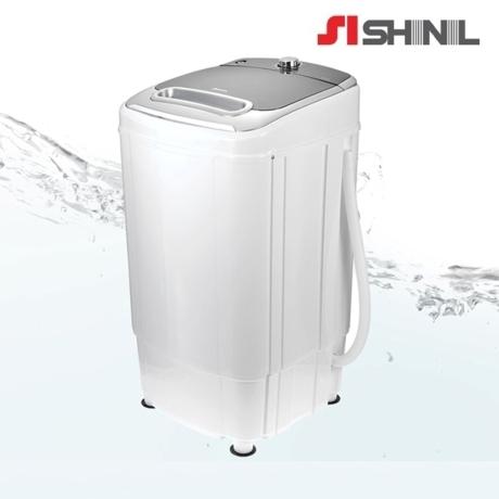 신일산업 SDM-N560 탈수기 5.6kg  짤순이 물세척가능