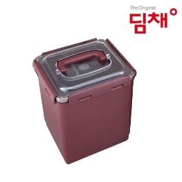 위니아딤채 김치냉장고 전용용기 6.3L 투명EZ용기 (도번 5985)