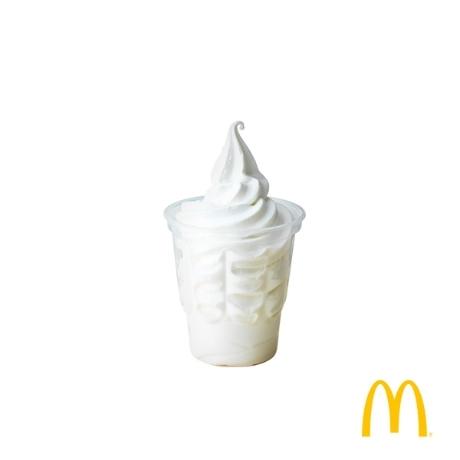 [선물하기] [맥도날드] 바닐라 선데이 아이스크림