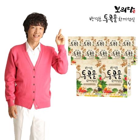 [보의당] 박경호 통곡물 한끼선식 120포(12박스)
