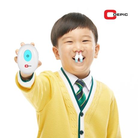 (10%쿠폰) 1. 장윤정 비염치료기 의료기기 코에픽 1인세트