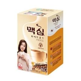[원더배송] 동서 맥심 화이트골드 커피믹스 960T (160T x 6)