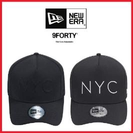 [뉴에라] (현대백화점)뉴에라 K프레임 매트 폴리 NYC 볼캡 모자 2종 11591609/11465800  MATTE POLY