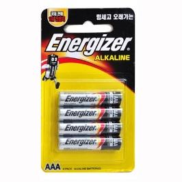[에너자이저] 일반 건전지 LR03 AAA 4입