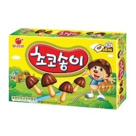 [원더배송] 오리온 초코송이 144g 4박스