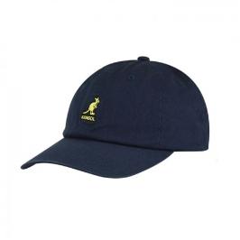 캉골 워시드 야구모자 K5165HT Navy