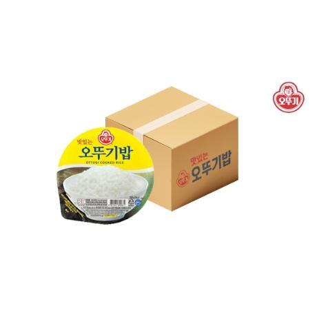 맛있는 오뚜기밥 210g X 24개
