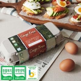 소원농장 무항생제 동물복지 유정란 20구 계란 달걀