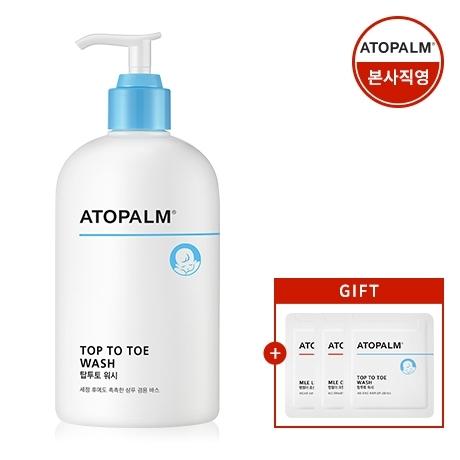 [아토팜]아토팜 탑투토 워시 대용량 460ml