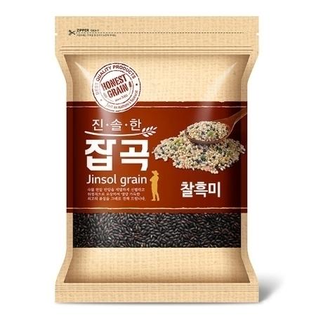 진도 찰흑미쌀10kg (2019년)