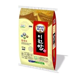 2019년 햅쌀 임금님표 이천쌀 특등급 쌀 10kg