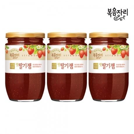 [복음자리] 시즌상품 햇딸기잼 500g x3개
