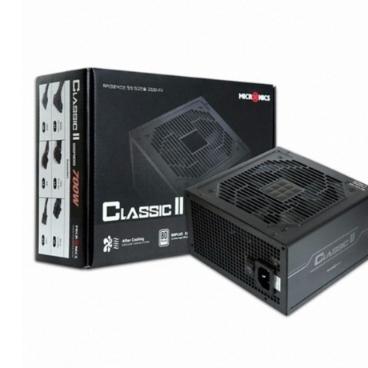 [마이크로닉스] Classic II 700W +12V Single Rail 85+ (ATX 컴퓨터 파워서플라이)