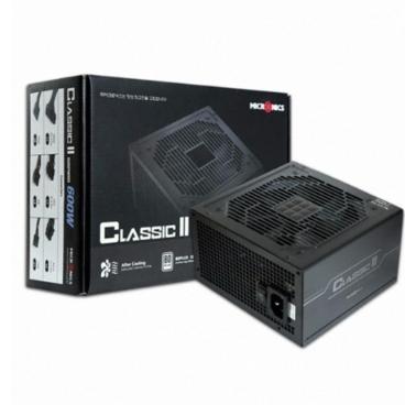 [마이크로닉스] Classic II 600W +12V Single Rail 85+ (ATX 컴퓨터 파워서플라이)