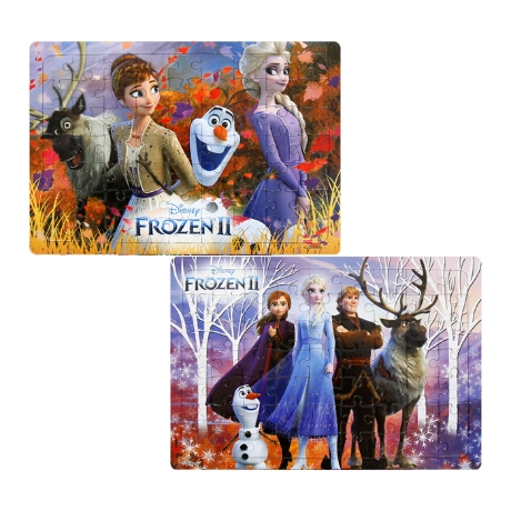 겨울왕국2-판퍼즐 2종세트