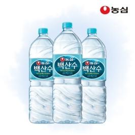 [더싸다특가] 백산수 생수 2L 12병