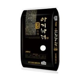 19년산 경기추청 아끼바레 20kg