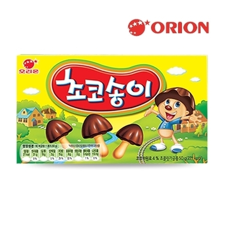 [오리온] 초코송이 50g
