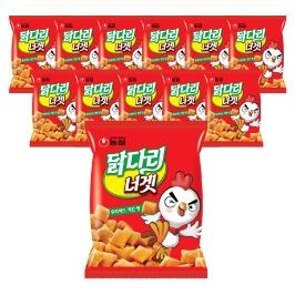 [슈퍼투데이특가] 농심 닭다리너겟 130g 12봉