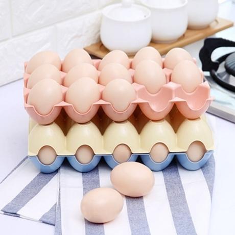 계란보관함 15구 2개