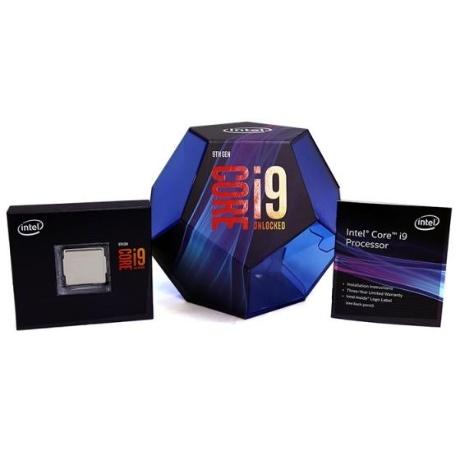 [INTEL]INTEL 코어 i9-9900K (8코어/3.60GHz/16MB/쿨러미포함) 정품박스 포켓포함