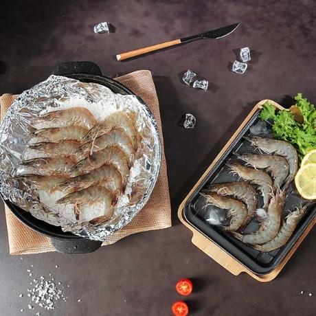 국내산 새우 1kg 35~45미 (급랭)