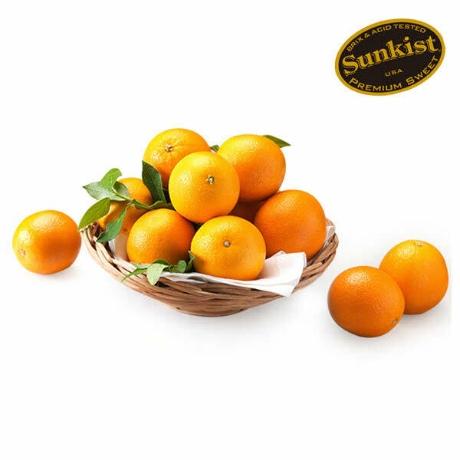 (현대Hmall)[썬키스트] 고당도 블랙라벨 오렌지 6kg (개당 190g 32과 내외)