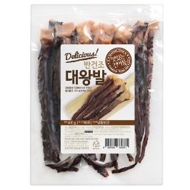 [더싸다특가] 해맑은푸드 반건조 대왕발 400g