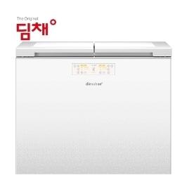 [딤채] [쿠폰+카드 589,600원] 공식인증점 딤채 뚜껑형 김치냉장고 EDL20BFWSWS 200L