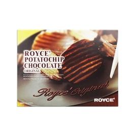 로이스 포테이토칩 초콜릿 - 오리지널