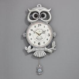 [바보사랑](khhl136)저소음 카이스트 부엉이 시계 (주석)