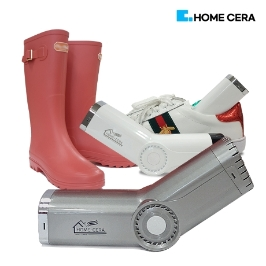 홈세라 직영몰 세라믹 무선신발건조기 살균기 S200