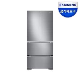 [삼성전자] 인증점 김치플러스 냉장고 RQ48N92B37L