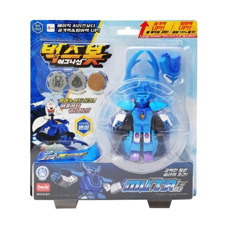 벅스봇 변신 로봇 무타 (T-02)