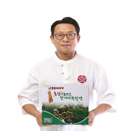 [홍삼이야기] 중국산no! 국산헛개 가족이 만든 인생헛개60포