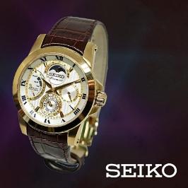 세이코 (SEIKO) 세이코 SRX014J1 남성가죽시계 (18406181227)