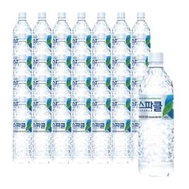 [무료배송] 스파클 500ml 생수 80펫