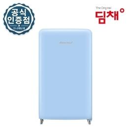[딤채] [쿠폰+카드 544,720원] ◎ 딤채쁘띠 김치냉장고 EDS10CFACBS 100L