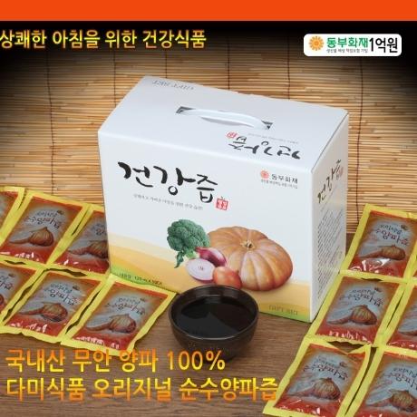 [다미식품] 전남 무안 양파즙 100포+10포