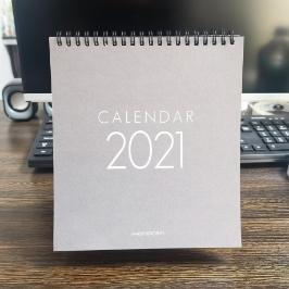 [홈런] 2020년 탁상달력 데스크 캘린더