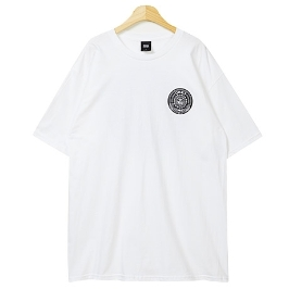 [오베이] [슈즈코치] 스컬 엔 윙스 티셔츠 (163081682-WHITE)