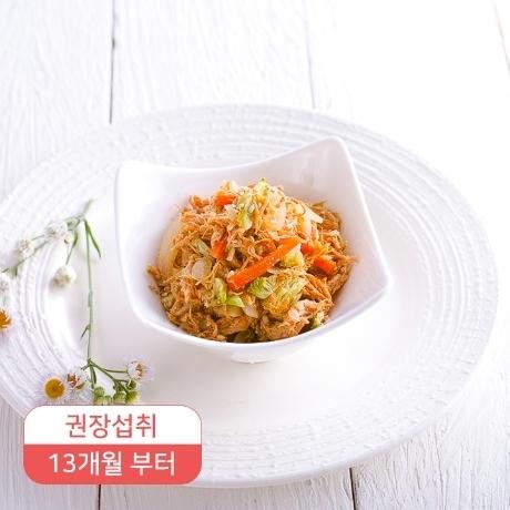 [아이반찬]닭가슴살브로콜리장조림