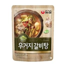 [농심] 농심 쿡탐 우거지갈비탕 500g 6봉