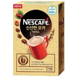 [늘필요특가] 네스카페 신선한 모카 커피 110T