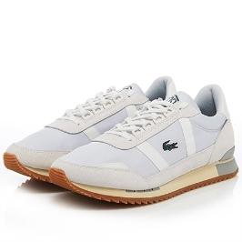 [라코스테] [슈즈코치] 라코스테 운동화 파트너 레트로 319 1 (738SMA0006235) 스니커즈 신발